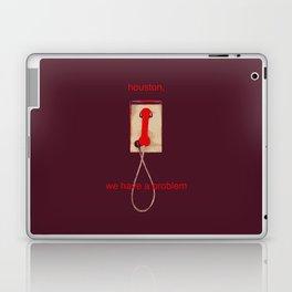 houston, we have a problem Laptop & iPad Skin