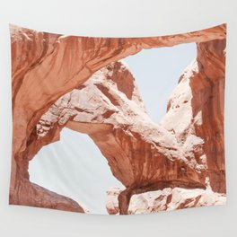 Desert Arches Wall Tapestry