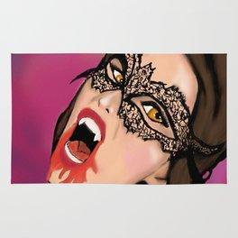 Katherine Pierce TVD FANART Rug