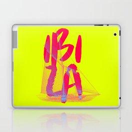 Place: Ibiza Laptop & iPad Skin