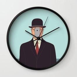 Son of Modern Man Wall Clock