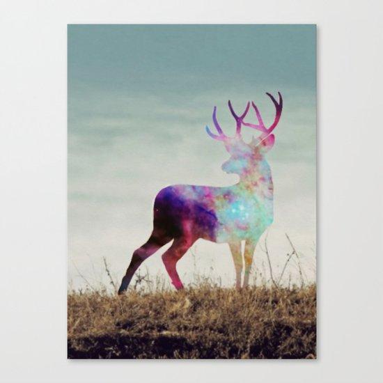 The spirit I Canvas Print