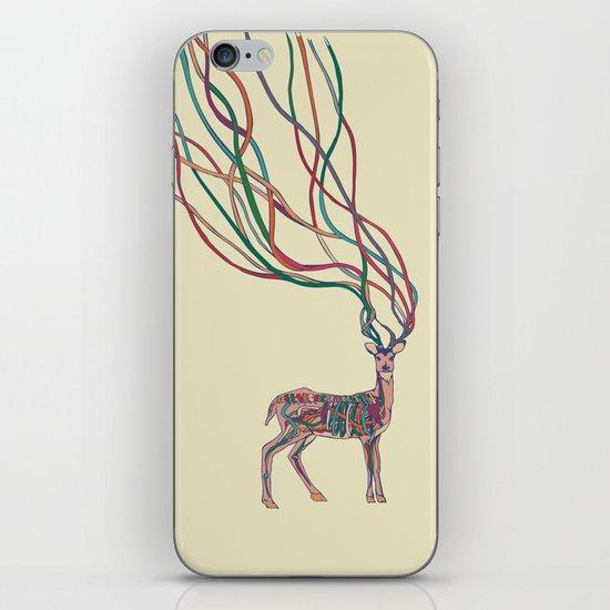 Deer Ribbons iPhone & iPod Skin