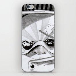 Vantage Point iPhone Skin