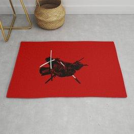 Dead Samurai Rug