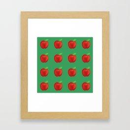 Apples Apples Framed Art Print