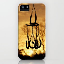 Country Living Sunrise iPhone Case