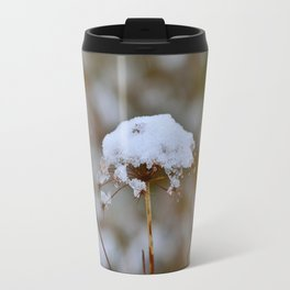 Snow Fall Travel Mug