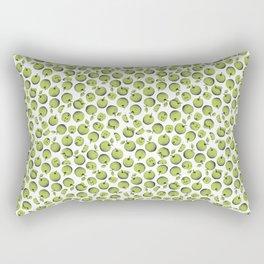 Green apples Rectangular Pillow