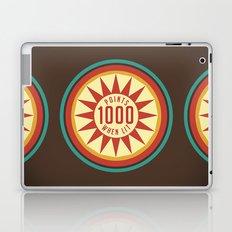 Pinball Points Laptop & iPad Skin