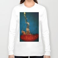 under the sea Long Sleeve T-shirts featuring Under The Mystic Sea by Bella Blue Photography