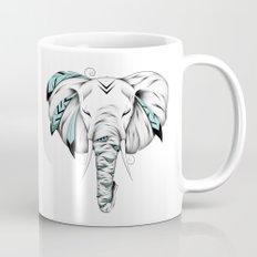 Poetic Elephant Mug