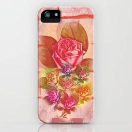 Rosewall iPhone Case