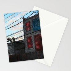 Chalkin' Stationery Cards