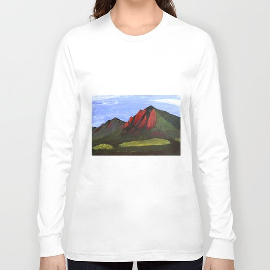 Flatirons Long Sleeve T-shirt