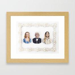 The Bicameral Mind Framed Art Print