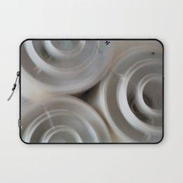 vintage blurry luminaries Laptop Sleeve