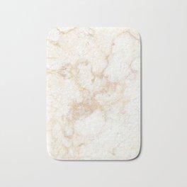 Gold Marble Natural Stone Veining Quartz Bath Mat