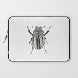Graphic ekoxe stag beetle Laptop Sleeve