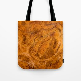 Natural Stone Art-The Cistern, Gold Butte, NV Tote Bag