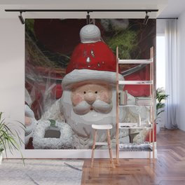 Santa20150902 Wall Mural