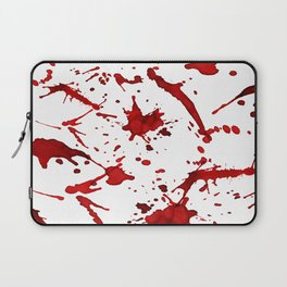 Bloody Mess Laptop Sleeve