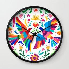 México Wall Clock