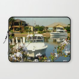 Backyard Bliss - Paynesville - Australia Laptop Sleeve