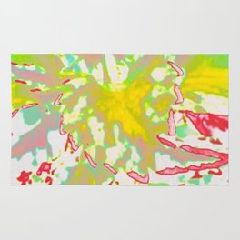 Abstract Nature Rug