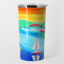 Day and Night Travel Mug