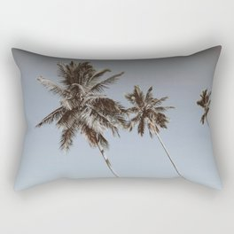 palm trees xii / brazil Rectangular Pillow
