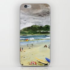 Byron by Syron iPhone & iPod Skin