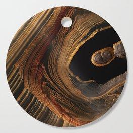 Tiger's Eye Canyon Cutting Board