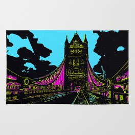London Bridge Rug