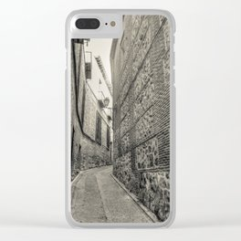 Alley #2 Clear iPhone Case