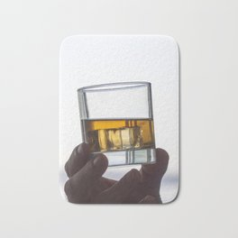 Drink in Hand Bath Mat