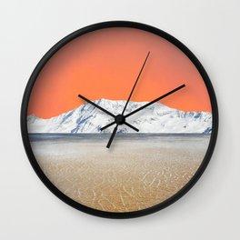 NOOK NAT Wall Clock