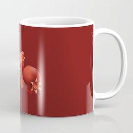 nature is my only guru - pomegranate Coffee Mug