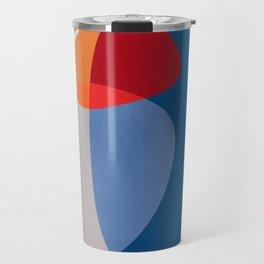 Modern shapes 2 Travel Mug