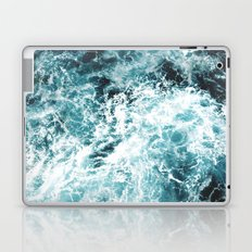 Sea Waves Laptop & iPad Skin