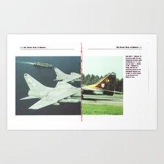 Planes # 16 Art Print
