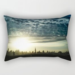 New York, NY Rectangular Pillow