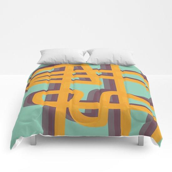 Trails Comforters