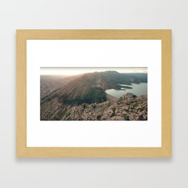 Heaven On Earth Series - Kurdistan, by Adam Asar 2 Framed Art Print