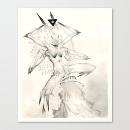 Envelop Canvas Print