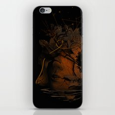 The Lost Track iPhone Skin