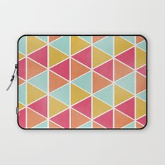 THE BRIGHTEST TRIANGLES Laptop Sleeve