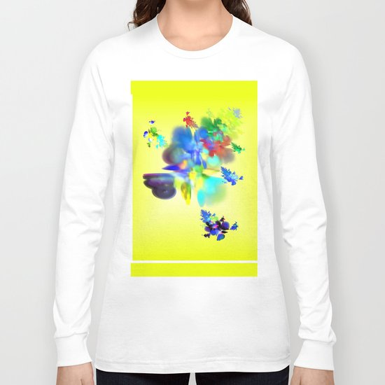 colour is love Long Sleeve T-shirt