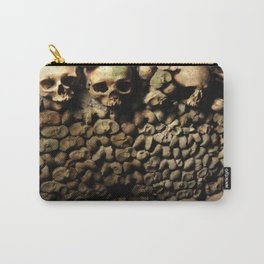 Man made a wall... Carry-All Pouch