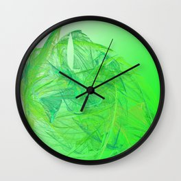 Vegetable Wall Clock